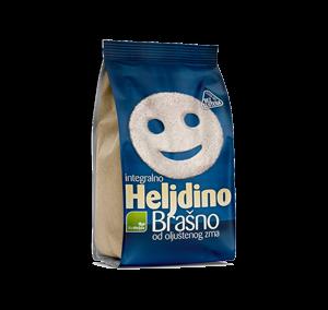 Integralno heljdino brašno od ljuštenog zrna