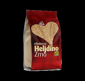 Oljušteno heljdino brašno